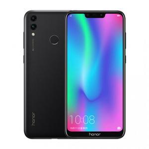 """Honor 8c - 6.26"""" HD+ Display - 3GB RAM - 32GB ROM - Fingerprint Sensor - Smartphone - Mobile Phone Black"""