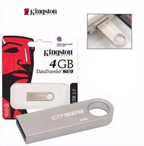 4GB Kingston Metal Body USB