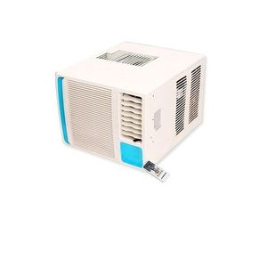 Window Air Conditioner With Remote Control - 0.75 Ton - 3amp - White