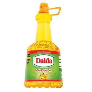 Dalda Canola 3 litre bottle