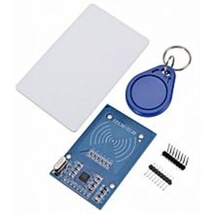 Super ElectronicsRFID NFC Module For Arduino And Raspberry Pi with NFC Key Chain Tag and NFC Card