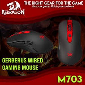 Redragon M703 GERBERUS 7200DPI High Performance Wired Gaming Mouse