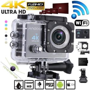 Sports Mini Camera DV Camcorder / Waterproof Cam 2.0'' LCD Screen Full HD 1080P, Outdoor Cycling Camera, Sports Camera, Mini Camera, IP camera Sports Camera Wifi 4K Action Sports Camera Authentic H9 Ultra Hd 4K Wifi Go Pro With Remote