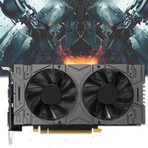 Intelligence  NVIDIA GeForce GTX 1050 Ti 4GB Graphics Card GDDR5 128Bit VGA DVI HDMI