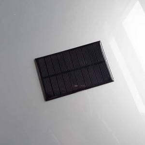 2019 Solar Cell 5V 1.25W 110x69mm Portable Module DIY Small Solar Panel for Charger Home Light Toy Solar panel