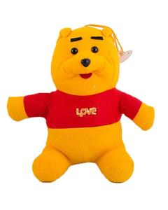 """Cute Stuffed Toy For Kids 8"""" - Pooh"""