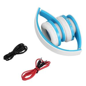 NX-8252 Professional Foldable Wireless Bluetooth Headphone For DVD MP3