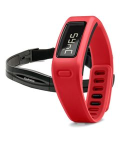 Garmin Vivofit - Activity Tracker - Red with Heart Rate Monitor