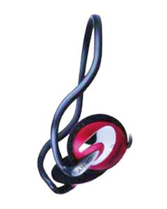 AH-40 - OnEar - Headphones - Red With Black - Brand Warranty