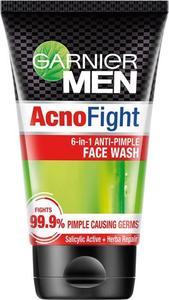 Garnier Acno Fight Face Wash For mens