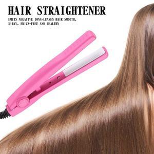 Mini Electronic Hair Straightener