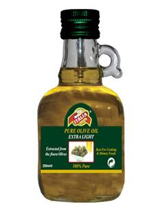 Extra Light Olive Oil - 250 ml (Fancy Jar)