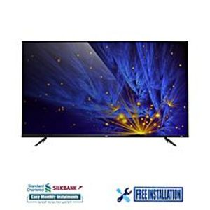 """TCLP6 - 65"""" Smart UHD LED TV - Black"""
