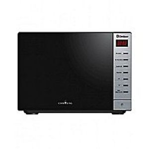 DawlanceDW-297 - Microwave Oven With Grill - Digital - 20 L - Silver