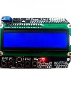Arduino16x2 LCD 1602 Module Display Keypad Expansion Board