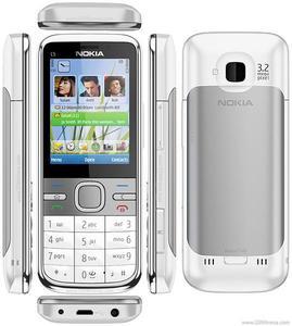 Nokia C5 - Silver