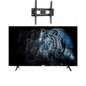 """HD LED TV - 32"""" With free Wall Mount - Black"""