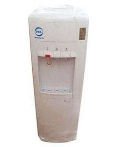 PEL Water Dispenser - PEL - 115 Classic - HOT & COOL - Fridge - 2 Taps - Elegant White