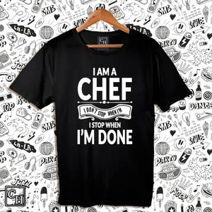 I am Chef #Profession Boys Shirt For Him