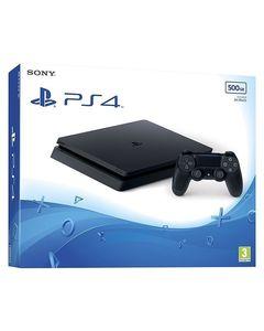 Sony PlayStation 4 Slim 500GB - Region 3 - Black