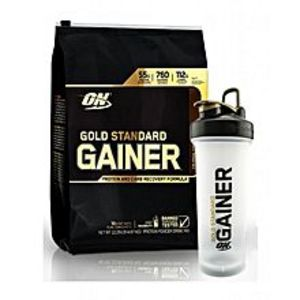 ONGold Standard Gainer - 5lbs Chocolate With Free Shaker