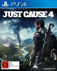 Just Cause 4 PS4 DVD