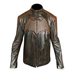 TASHCO ClothingBatman Leather Jacket