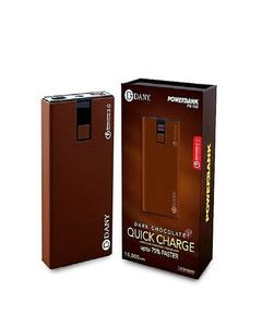Pb-108 - Power Bank 10000 Mah - Brown