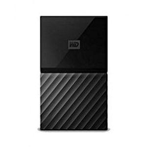 Western DigitalMy Passport Portable External Hard Drive - 1TB - Black