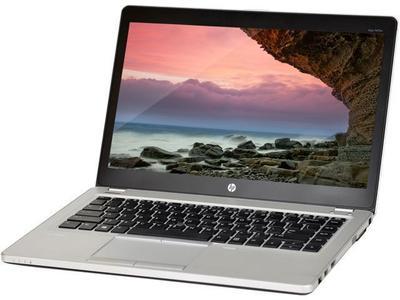HP EliteBook Folio 9470m Notebook PC Intel i5 3472U 4Gb Ram - 320Gb HDD - Free Wireless Mouse