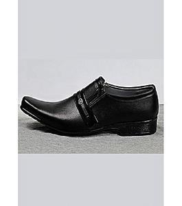 Black Decent Formal Shoes For Men