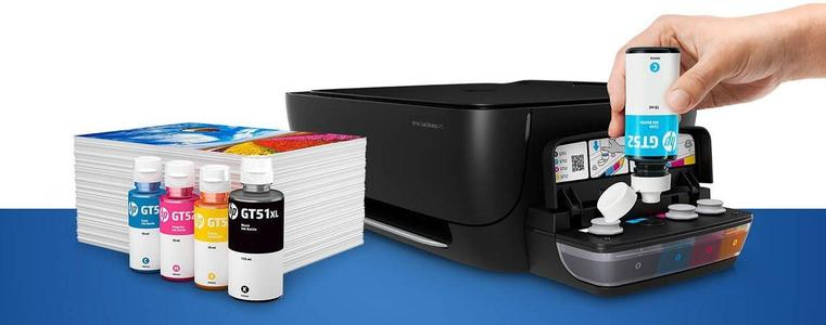 HP Ink Tank 315 - All-in-One Photo & Document Printer