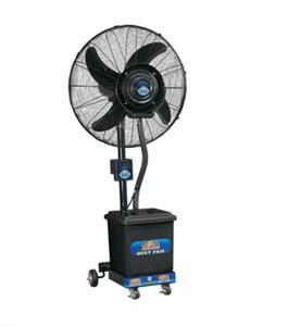"Pedestal Mist Fan 24"" Real Portable Air Conditioner"