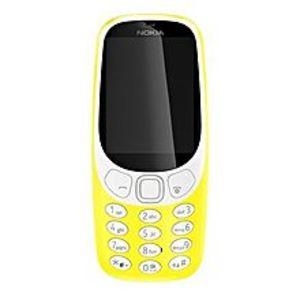 "Nokia3310 - 2.4"" QVGA Display - 16MB ROM - Yellow"