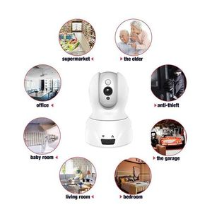 720P Wireless IP Security Camera Video Monitoring Surveillance Wifi Camera