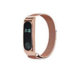 LNKOOXiaomi Mi Band 2 Smart Watch Wristband - Silver