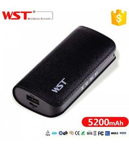 WST  DL-512 Portable Power Bank 5200Mah