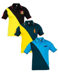 Pack Of 2 High Quality Polo With Decent Embroidery - ABZ-1359