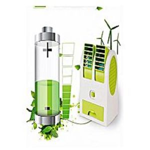 Luckydeals.pkUSB Powered Mini Air Cooler Dual Purpose Fan