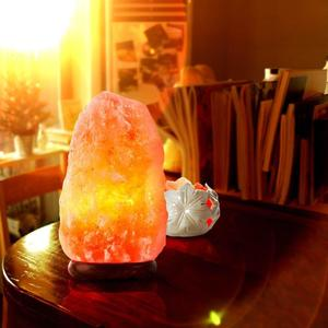 Himalayan Salt Lamp for Home decoration Asthma and Allergy Patients to Clean room Atmosphere