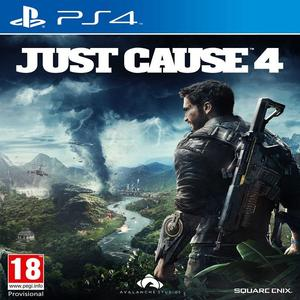 PlayStation 4 Just Cause 4