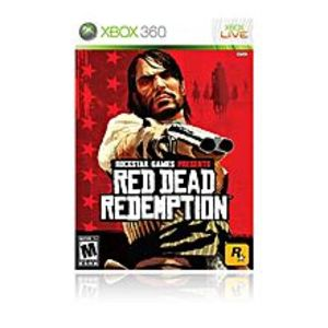 Microsoft Red Dead Redemption - Xbox 360