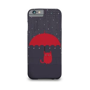 Rain Cat Printed Mobile Cover (Samsung C7)