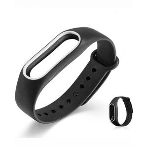 Xiaomi Mi Band 2 Strap - Black+White