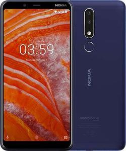 Nokia 3.1 Plus - 6'' HD+ display-Camera Front 8MP\ Back 13+5 MP-Battery 3500 mAh