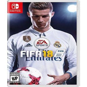 Electronic Arts FIFA 18 - Standard Edition - Nintendo Switch