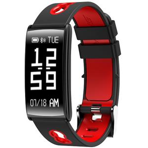 Waterproof Bluetooth Wrist Smart Watch Phone Mate For Android Samsung iPhone iOS Red