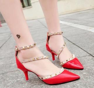 3-Inches High Stilettos Heels Pumps - Made in USA - Available in 3 colors