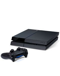 Sony PlayStation 4 - Region 2 - UK PAL - 500 GB - Black