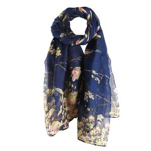 BlingBlingStarWomen Printed Long Scarf Warm Wrap Shawl